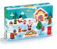 Happyland Advent Calendar - HALF PRICE!