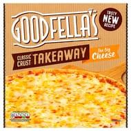 Goodfella's Takeaway Slice N' Share Pizza the Big Cheese 555g