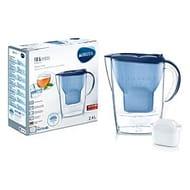 Brita Maxtra+ Marella Water Filter 2.4L Jug - Blue
