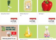 Lidl Fruits and Vegetables from 29p