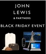 JOHN LEWIS Black Friday Event - Check out These DEALS!