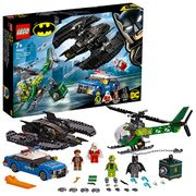SAVE £8 - LEGO Batman, Batwing, and the Riddler Heist 76120