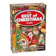 The Best of Christmas Family Board Game -
