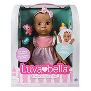 Luvabella Doll Dark Brown Hair at Amazon - Only £59.25!