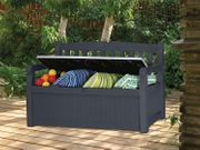 Keter Eden Bench / Outdoor Garden Storage Box