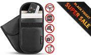 Anti Theft Car Key Storage Pouch - 2 or 4
