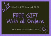 Free Gift with Every Order!