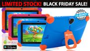 Cheap 7-Inch Interactive Kids Android Tablet with Wi-Fi - 3 Colours Only £29.99!