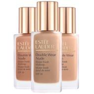 Este Lauder Double Wear Nude Water Fresh Makeup SPF30