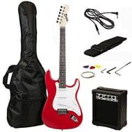 Best Ever Price! RockJam Full Size Electric Guitar Superkit