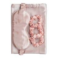 ZOE AYLA Silky Beauty Sleep Collection Pink