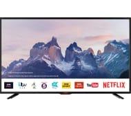 "*SAVE £40* SHARP 40"" Smart 4K Ultra HD HDR LED TV + Free 6 Month Spotify Premium"