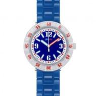 Childrens Flik Flak Snorkeling Blue Watch
