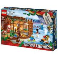 Lego City/ Lego Friends / Lego Harry Potter Advent Calendars