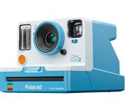 POLAROID OneStep 2 Viewfinder Instant Camera (Blue) - Save £22!