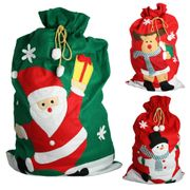 Cute, Felt Santa Sacks - Stuff with All Your Pressies - FREE Postage & MBD