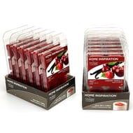 72 Cherry Vanilla Wax Melt Tart Cubes