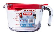 Best Ever Price! Pyrex Classic Prepware Measure Jug with Lid 1L