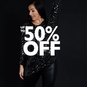 Up to 50% off (plus Cyber Monday £10 Products) Ladies Fashion