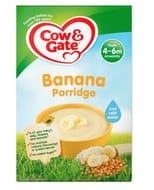 Cow&gate Multigrain Banana Porridge 75%offTesco