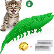 Calling All Cat Lovers L@@k at This Catnip Toy Toothbrush