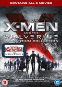 X-Men and the Wolverine Adamantium Collection 6 Movies DVD