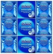 Durex Extra Safe Extra Lubricated Condoms MultiPack