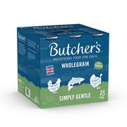 Butcher's Simply Gentle Dog Food Tins 18x390g