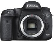 £350 off Canon EOS 7D Mark II DSLR Camera - Body Only Orders