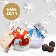 25% off Christmas Chocolates