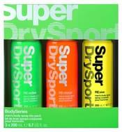 Superdry Sport Body Spray Trio Gift Set