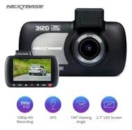 "Nextbase 312G Dash Cam 1080P 2.7"" LED Car Recorder Night Vision"
