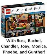 LEGO IDEAS - Central Perk Friends (21319)