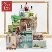 The Gin Lovers Christmas Hamper save £25
