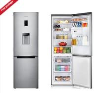 Samsung RB31FDRNDSA 60cm Fridge Freezer in Silver Only £279.2