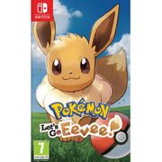 Nintendo Switch Pokemon: Let's Go Eevee! £36.95 at the Game Collection