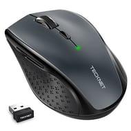 TECKNET M002 2.4G Classic Wireless Mouse
