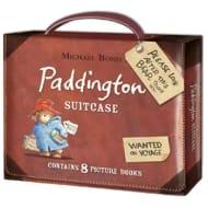 Paddington Suitcase - 8 Books Included