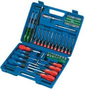 Amazon Deal of the Day - Draper Screwdriver Socket and Bit Set (70 Pieces)
