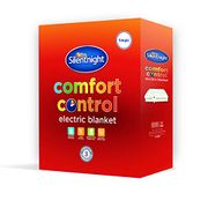 Best Ever Price! Silentnight Comfort Control Electric Blanket - Double