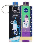 Nivea His and Hers Active Skincare Bottles - Ideal Xmas Present