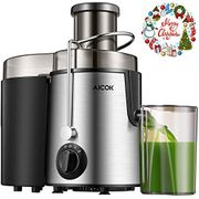 Centrifugal Juicer Wide 3 Feed Chute Juice Extractor - 40% Off with Code!