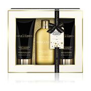 Baylis & Harding Sweet Mandarin & Grapefruit Luxury Bathing Trio Set