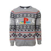 Official PlayStation Christmas Jumper £17.49 Delivered Using Code at Geekstore