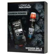 Loreal Men Expert Carbon Power Gist Set, Only £3.50!