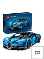 *SAVE £105* LEGO Technic 42083 Bugatti Chiron Car