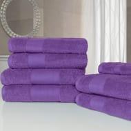 7 Piece Towel Bale - Purple