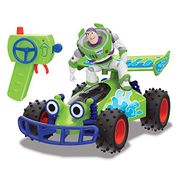 Bargain! Disney Pixar Toy Story 4 RC Buggy with Buzz at Amazon