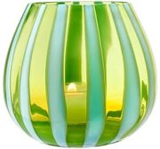 Murano Glass Lantern Candle - 6 Colours
