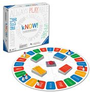 Ravensburger kNOW! the Always-up-to-Date Quiz Game Using Google Assistant